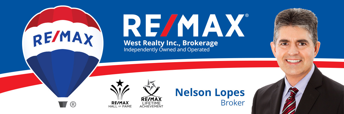 Toronto Real Estate Agent - Nelson Lopes - RE/MAX West Realty Inc